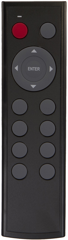 SH-15A Low Volume Remote Control