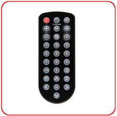 remote control drawing. sr-28wp waterproof remote control drawing l