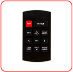 SX-910 Remote Control, very small size